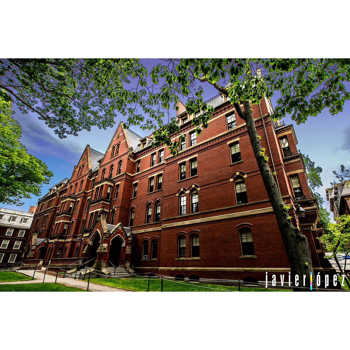 2019 Harvard University . Boston . Massachusetts