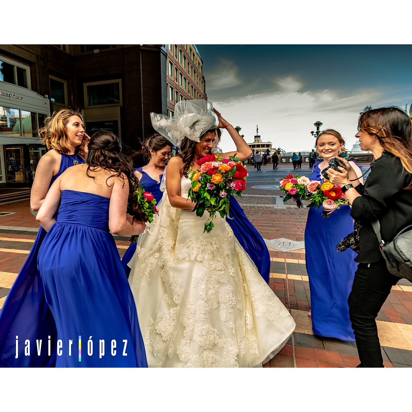 2019 Harbordwalk Boston . Massachusetts (wedding)
