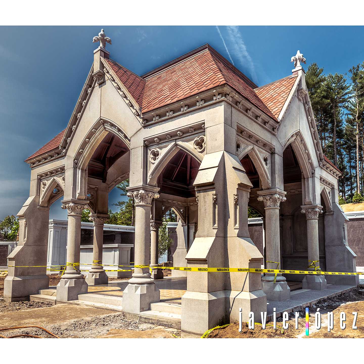 2019 Forest Hills Cementery Boston