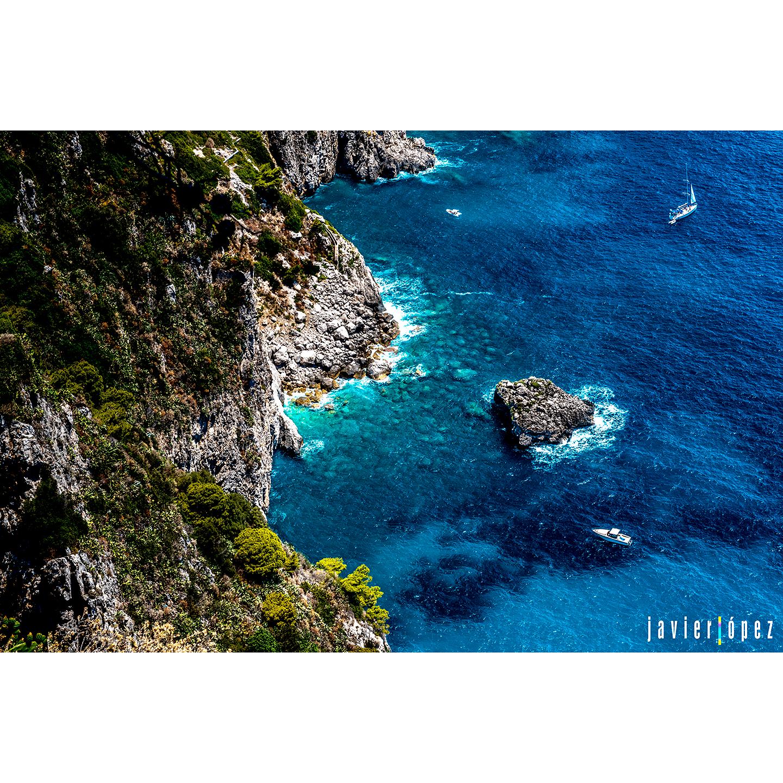 2019 Isla di Capri. Napoli (Campania)